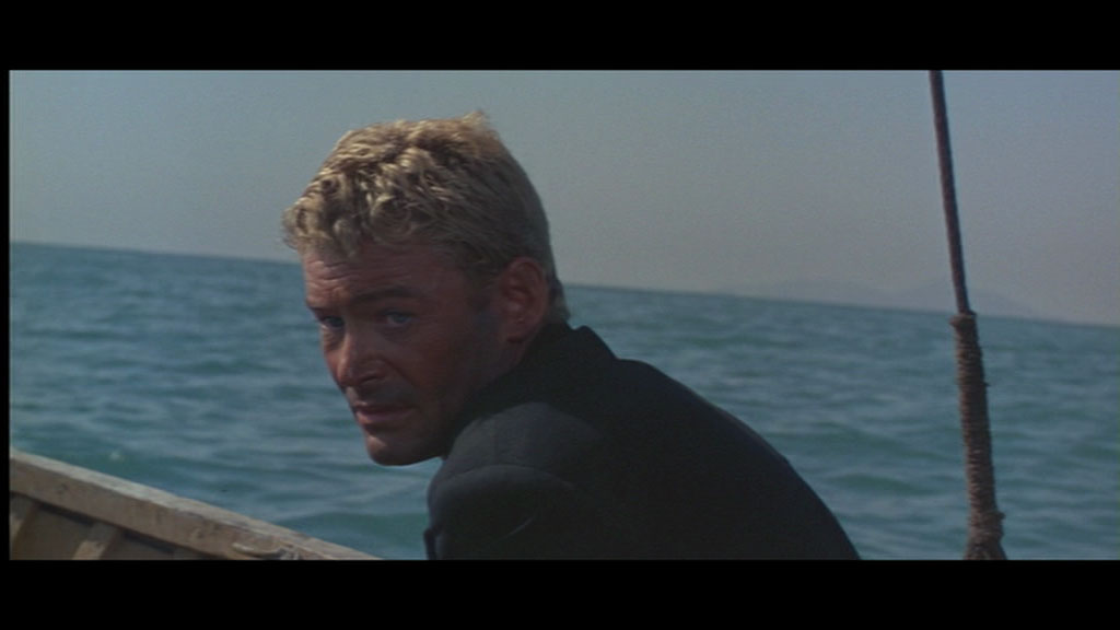 lord jim  adaption de  conrad  :il avait sauté