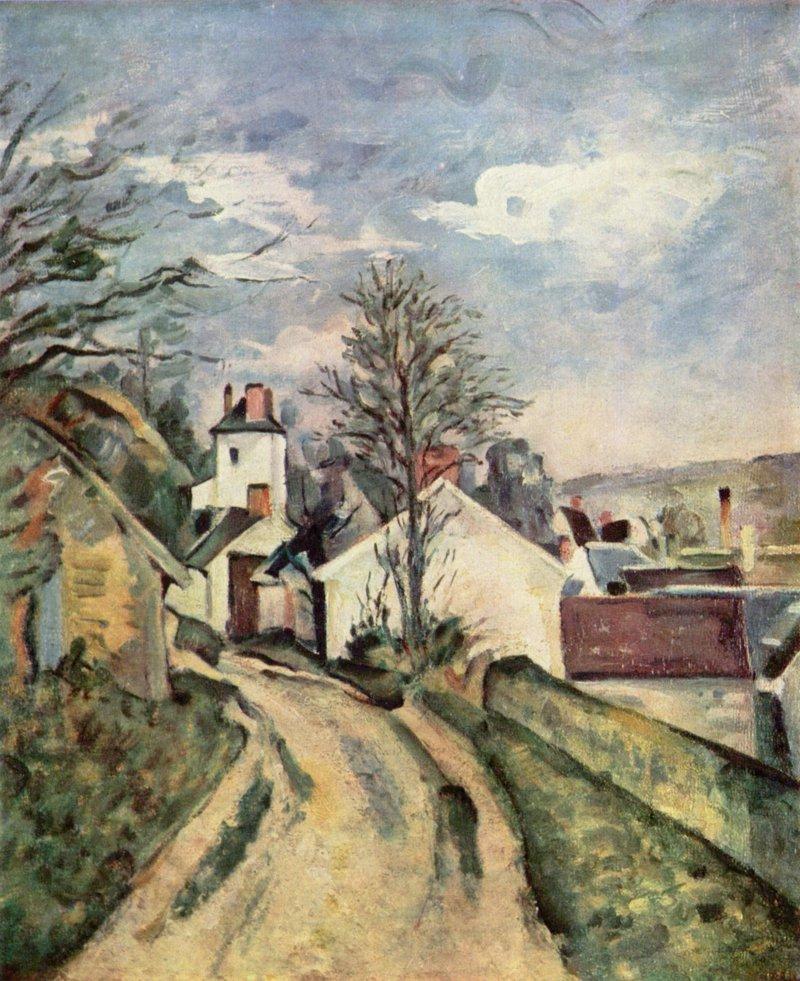 C zanne - La maison du peintre ...