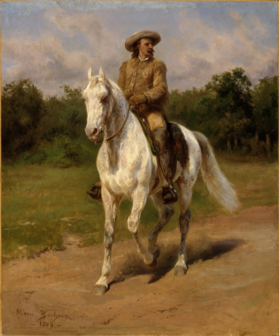 Rosa Bonheur Portrait de Col. William F. Cody small
