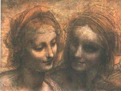 Leonardo da vinci - Dessin de leonard de vinci ...