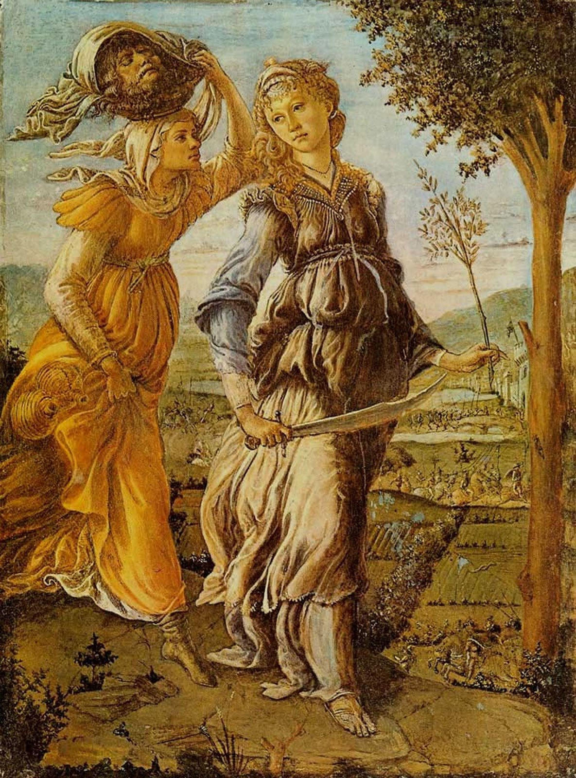 Return of Judith to Bethulia