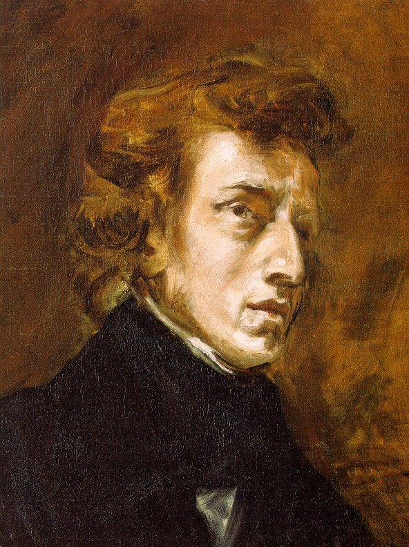portrait de Chopin