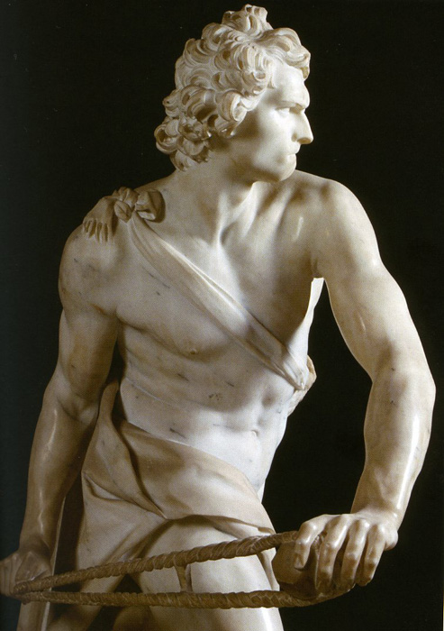 Bernini  le  bernin: david
