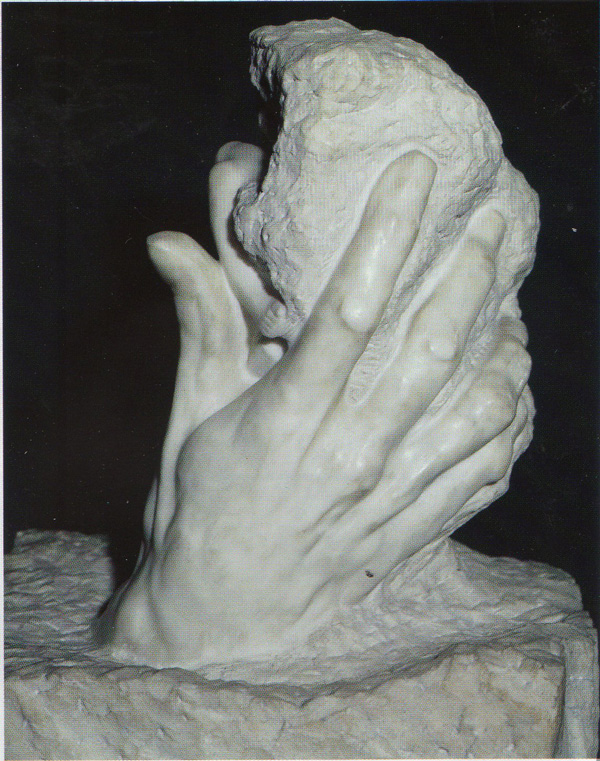 Rodin la main de dieu optim