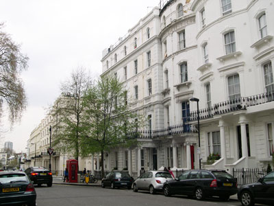 Londres bayswater 12 3